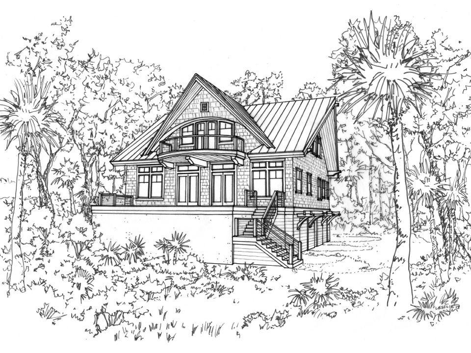 Kiawah Island Architect, Charleston Architect, Coastal Architect
