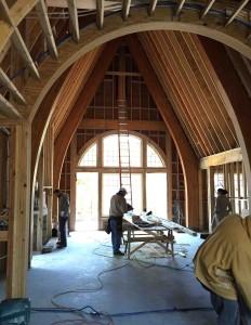 kiawah island architect, charleston architecture, great room