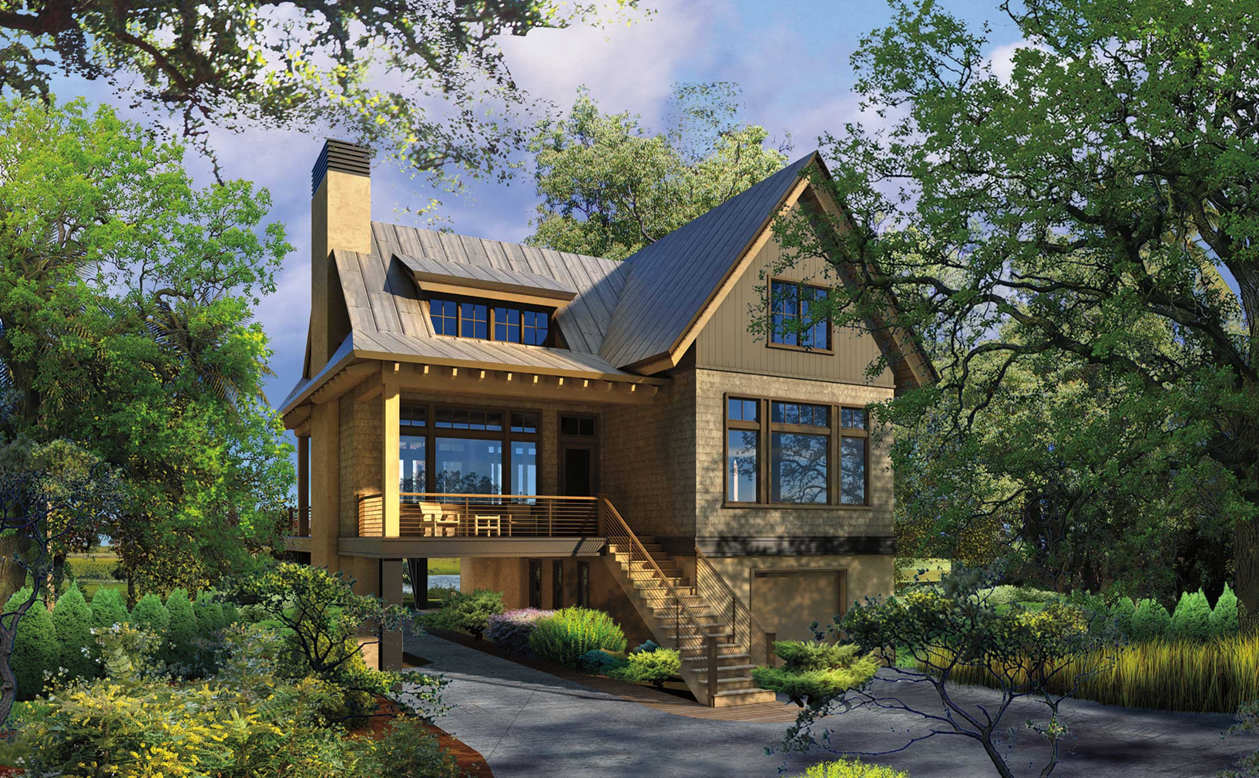 Ocean Park Architect, Kiawah Island Architect