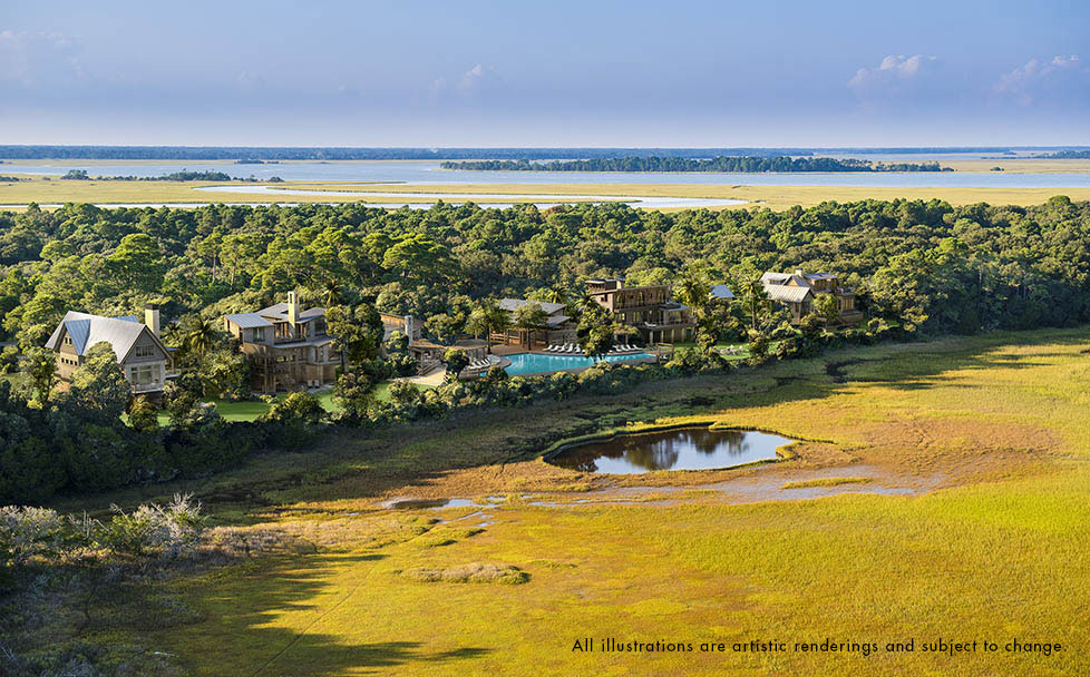 kiawah island architect, kiawah island real estate, charleston architect, Ocean Park